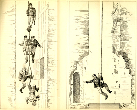 Illustration from the 'Treatise on the Ventilation of Coal Mines'