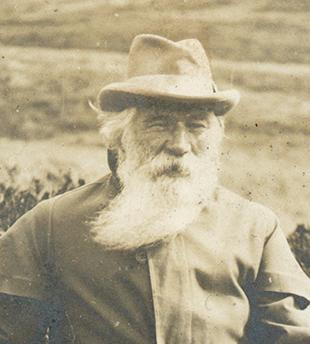 Photograph of Sir Joseph Swan