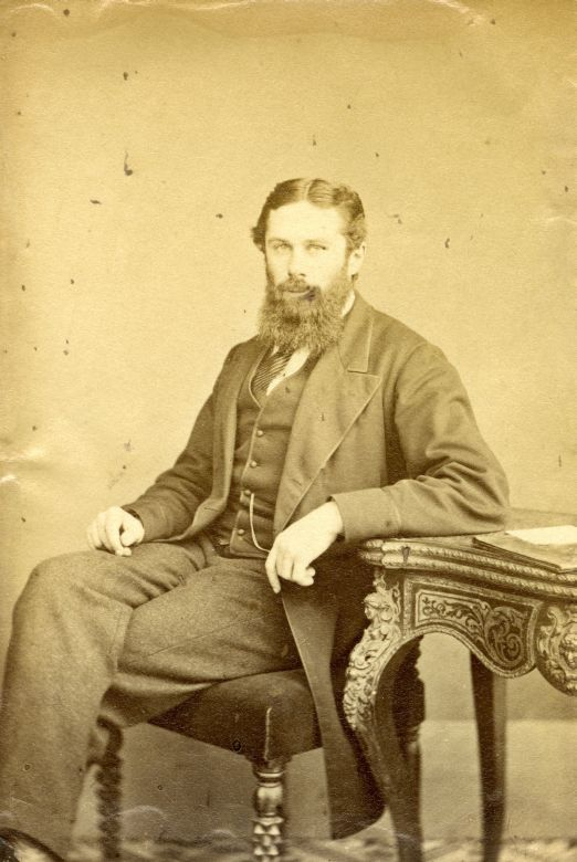 Photograph of Sir Otto George Trevelyan